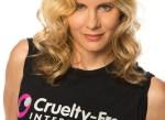 lori singer cruelty free international advertisement