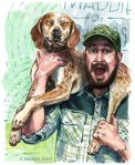 theron humphrey, photography, animals, dogs, pets, maddie the coonhound, maddie on things, this wild idea, why we rescue, pet adoption