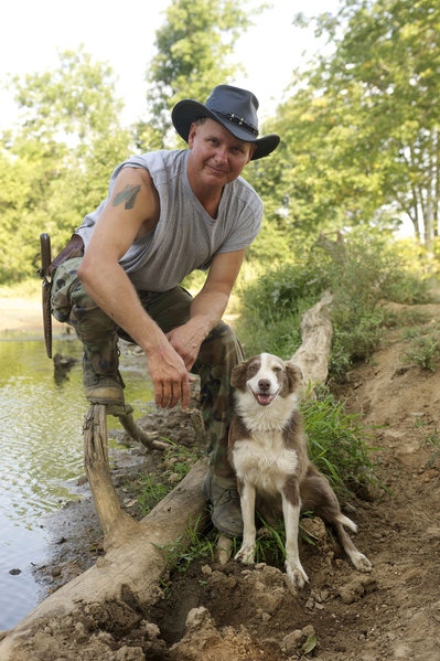 animal planet, call of the wildman, animal planet canada, canada, turtleman, television, television shows, dogs, puppies