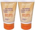 Alba Botanica Sunless Tanning
