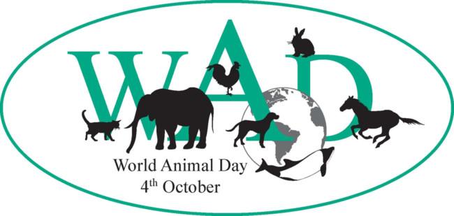 World Animal Day celebrations animal rights and welfare internationally. Photo Credit: NEAVS