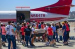 Wings of Rescue transports animals displaced by Hurricane Harvey