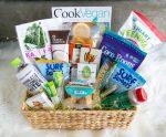 vegan easter basket