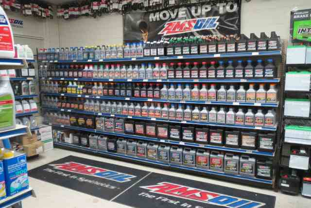 Amsoil at Global Auto Parts in Stockton, CA