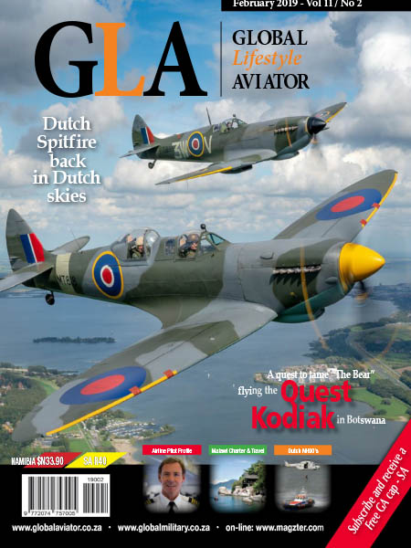 Global Aviator February 2019