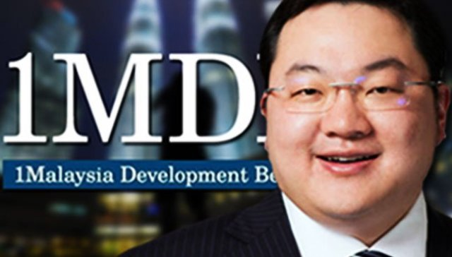Singaporean authorities have seized accounts and properties of Jho Low. Picture taken from Free Malaysia Today.