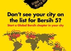 Bersih 5 City Call Out