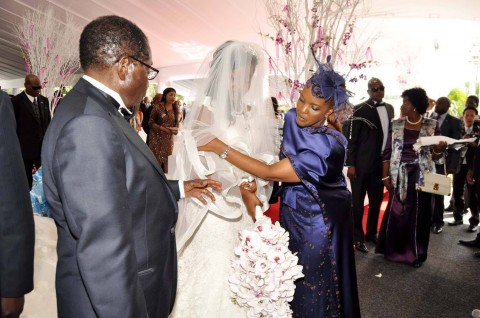 The Not So 5m Bona Mugabe Wedding Global Black History