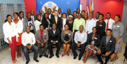 Young Leaders from Zimbabwe