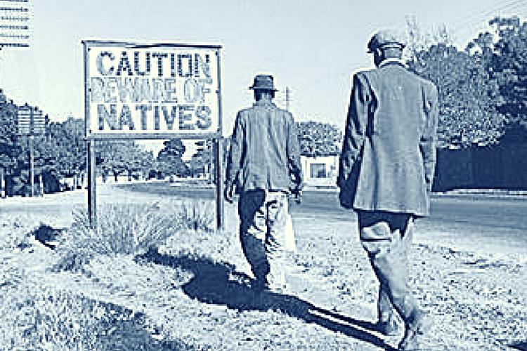 South Africa's Native Land Act of 1913