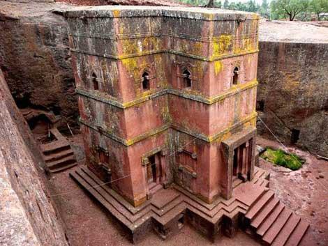 The Christian Kingdom in Ethiopia 800- 1270 A D - Global