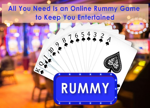 All You Need Is an Online Rummy Software to Keep You Entertained