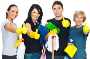On Demand Cleaning App