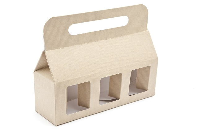 Printing Quality Cardboard Box Divider Inserts for Jam Jars