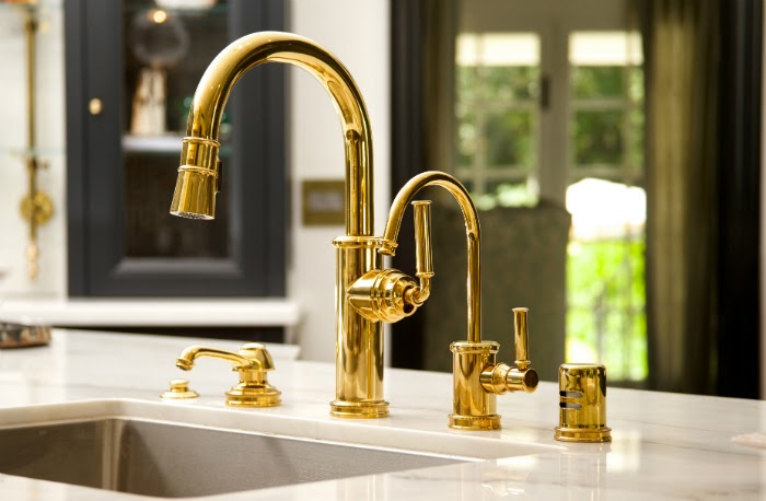 Brass Kitchen Faucet Guides