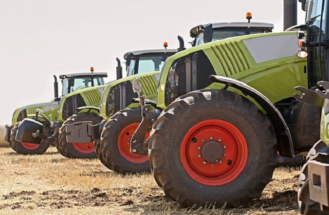 Trelleborg and its innovative range of tractor tyres