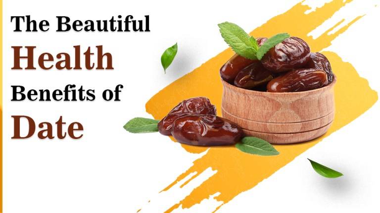 The Beautiful Health Benefits of Dates
