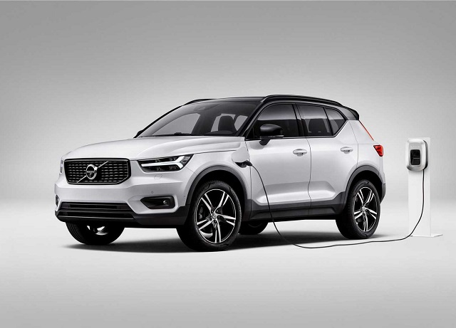 Volvo's Move To Go Electric By 2025