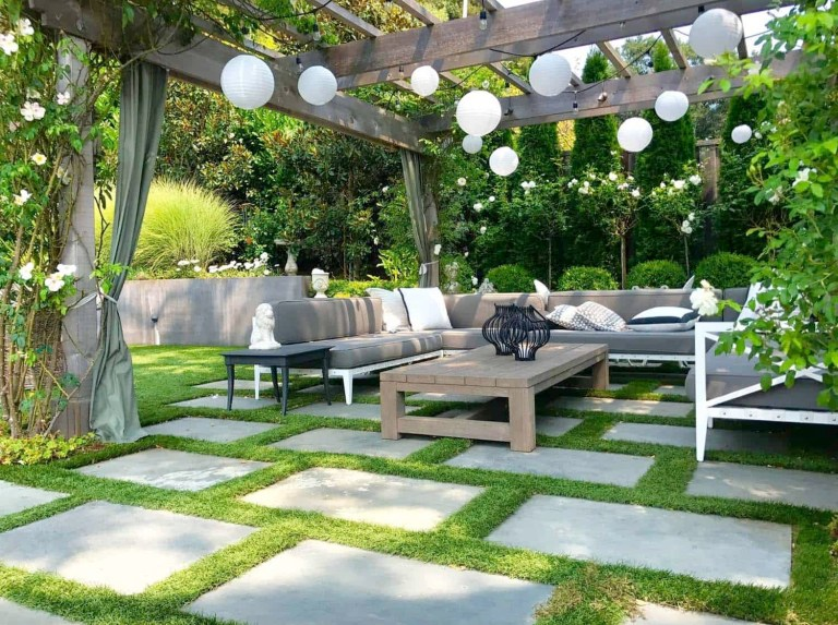 9 Best Ideas for Outdoor Living Room in the Backyard