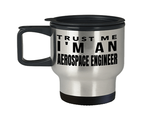 COFFEE MUGS AS PROMOTIONAL ITEMS FOR AEROSPACE ENGINEERS