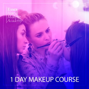 hair and makeup courses
