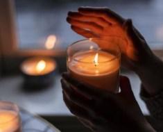 perfume candles