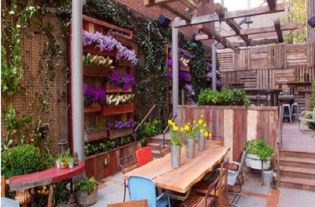 Vertical Garden Ideas Ideas to Follow for Your Small Garden