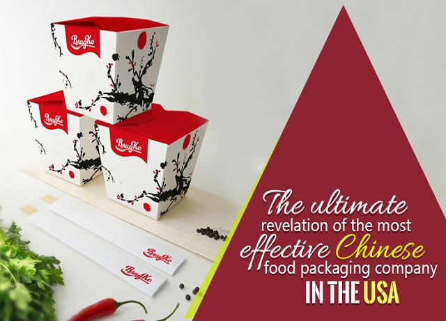 The Ultimate Revelation of the Most Effective Chinese Food Packaging Company in the USA