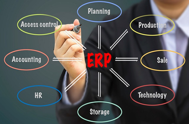 What is Enterprise Resource Planning (ERP) Software