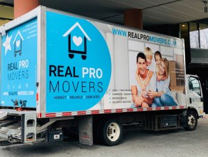 commercial movers in Vancouver