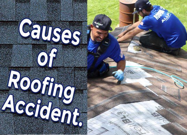 roof shingles installation