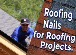 Roofing Nails for Roofing Projects