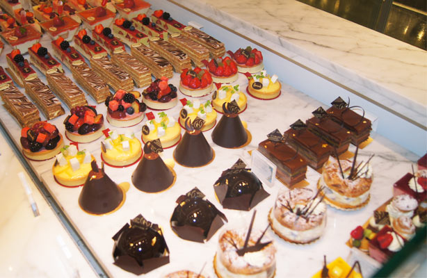 Harrods opens new boulangerie and patisserie department