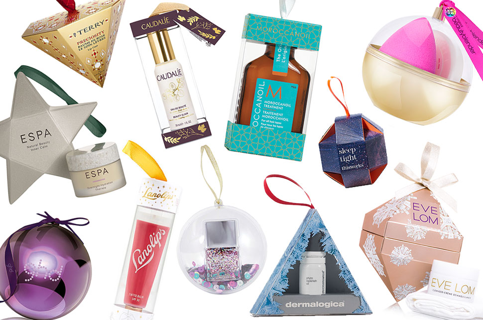 Top Christmas Beauty Baubles For 2017 Global Blue