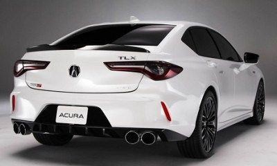2021 TLX Type S