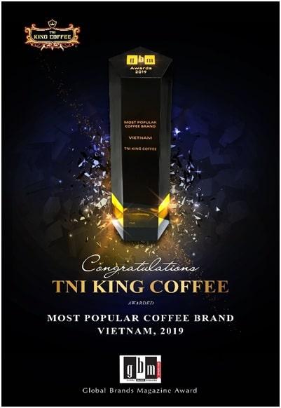 TNI King Coffee Award