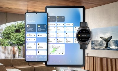 Samsung SmartThings Unveils New Interface, Offering Customers a More Dynamic Connected Home Experience