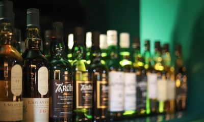 Best Whiskey Brands in Europe