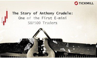 The Story of Anthony Crudele: One of the First E-mini S&P500 Traders