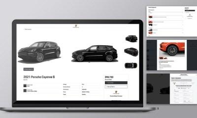 Porsche Now Offers Customers U S New Car Inventory Online