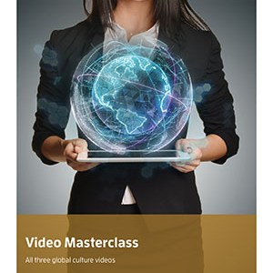 Global culture video masterclass all