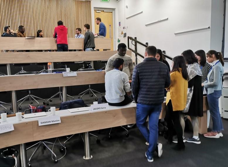 Cross border work, cultural awareness training at Warwick Business School MBA Programme