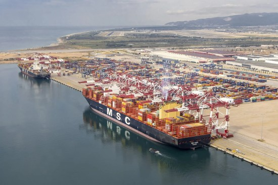 Ports of Barcelona and Busan join forces