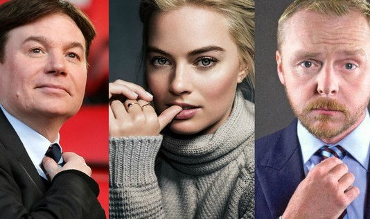 Simon Pegg Mike Myers Margot Robbie Terminal