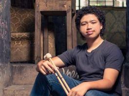 teen-drum-prodigy-to-receive-lifetime-achievement_Daniel Petersen