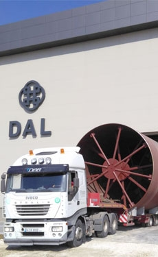 Dal Machinery & Design wins kiln shell order from