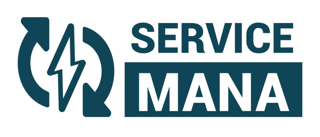 logo service mana