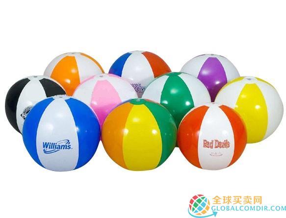 Aufblasbar Strandball bedrucken lassen