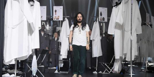 Gucci goes 'seasonless' and slashes annual shows down to two in ...