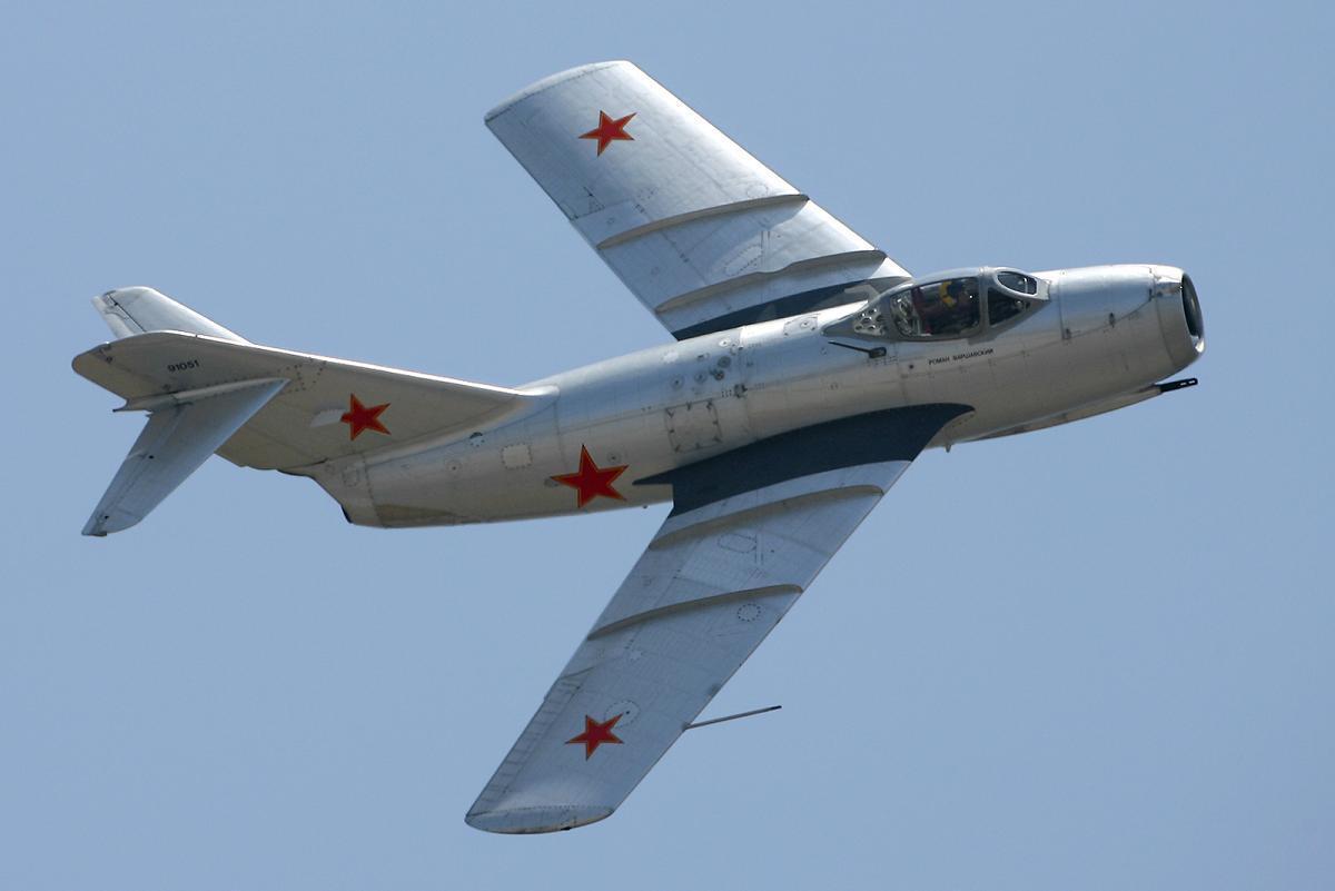 MiG-15: Avion koji je šokirao Zapad